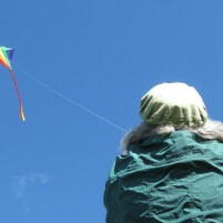 First Time I Flew a Kite!