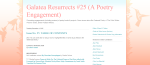 Galatea Resurrects #25 (A Poetry Engagement) 2016-01-27 13-58-44